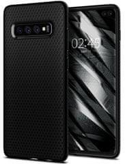 Spigen Ochranný kryt Liquid Air pro Samsung Galaxy S10 Plus, černý 606CS25764