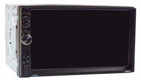 """Vordon Dotykové 7"""" LCD rádio, USB,AUX,SD,BLUETOOTH"""