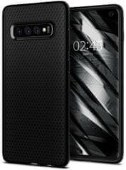 Spigen Ochranný kryt Liquid Air pro Samsung Galaxy S10, černý 605CS25799