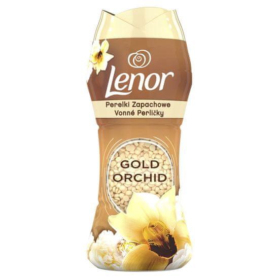 Lenor Vonné perličky Gold Orchid 210g