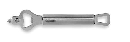 Barazzoni odpirač za steklenice iz nerjavečega jekla