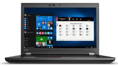 Lenovo prijenosno računalo ThinkPad P72 i7-8750H/16GB/SSD512GB+2TB/P2000/17,3UHD/W10P (20MBS0GJ00)