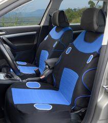 Compass Autó üléshuzat LAS VEGAS kék