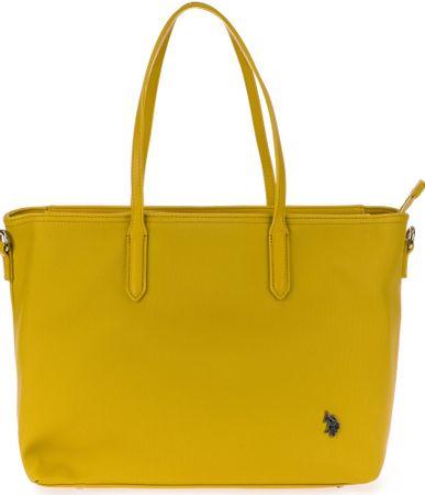 U.S. Polo Assn. žlutá kabelka Portsmouth