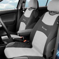Compass Autó üléshuzat TRIKO első 2 db szürke