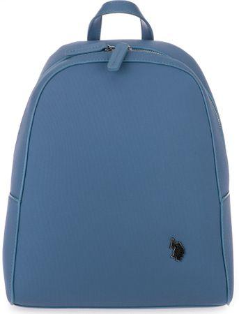 U.S. Polo Assn. dámský světle modrý batoh Portsmouth