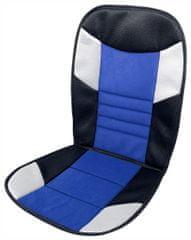 Compass Autó üléshuzat TETRIS fekete-kék