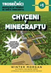 Morgan Winter: Chyceni v Minecraftu: Trosečníci - neoficiální příběhy ze světa Minecraftu 1