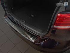 Avisa Ochranná lišta hrany kufru VW Passat B8 2015- (combi, tmavá)