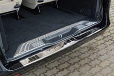 Avisa Ochranná lišta hrany kufru Mercedes V-Class 2014- (W447, chrom)