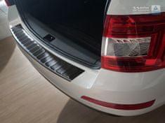 Avisa Ochranná lišta hrany kufru Škoda Octavia III. 2013-2016 (combi, tmavá)