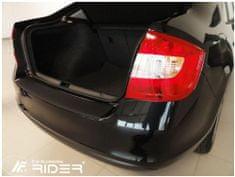 Rider Ochranná lišta hrany kufru Škoda Rapid 2012-2019 (sedan)