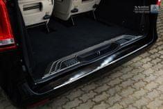 Avisa Ochranná lišta hrany kufru Mercedes V-Class 2014- (W447, tmavá)