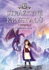 Blacková Jess: Strážkyně krystalů 4 - Poslední drak