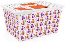 Kis C Box Style XL, Hipster, 50l - rozměr 55x38,5x30,5 cm