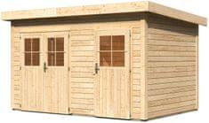 KARIBU dřevěný domek KARIBU TINTRUP (64279) natur