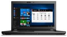 Lenovo prijenosno računalo ThinkPad P52 i7-8750H/16GB/SSD512GB+2TB/P1000/15,6FHD/W10P (20M9S1K400)