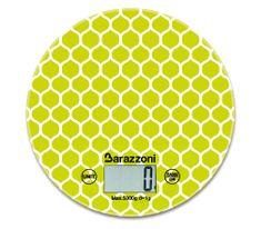 Barazzoni digitalna kuhinjska tehtnica, 5 kg, zelena