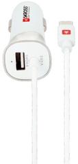 Skross USB Car Charger & Type-C nabíjací autoadaptér DC29C