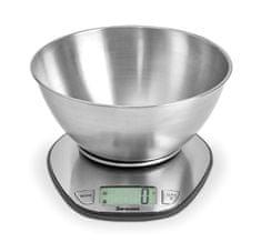 Barazzoni váha kuchyňská digitální 5 kg s mísou