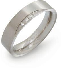 Boccia Titanium Titán gyémánt gyűrű 0138-02