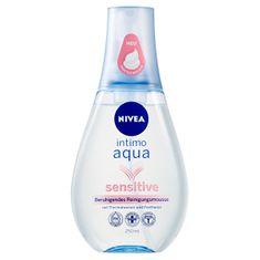 Nivea Upokojujúci pena pre intímnu hygienu Intimo Aqua Sensitiv e 250 ml