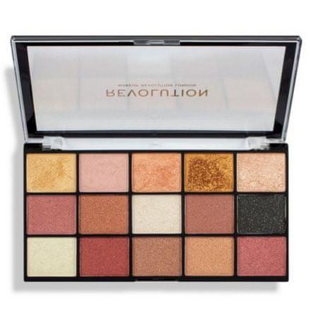 Makeup Revolution 15 Szemhéjfesték paletta Re-Loaded Affection Palette 16,5 g