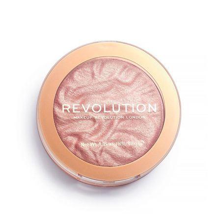 Makeup Revolution Rozjasňovač Revolution Re-Loaded (Highlighter) odstín Make an Impact 10 g