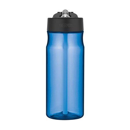 Thermos Sport Hidrációs palack szalmával - világos kék 530 ml