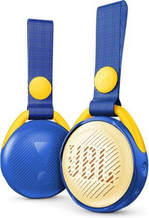 JBL JR POP, modrá
