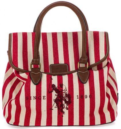 U.S. Polo Assn. ženska torbica Maryland, rdeča
