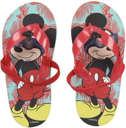 Disney japonki chłopięce Mickey Mouse 24.5 wielokolorowe