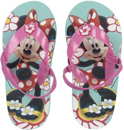 Disney dívčí žabky Minnie 24.5 vícebarevná