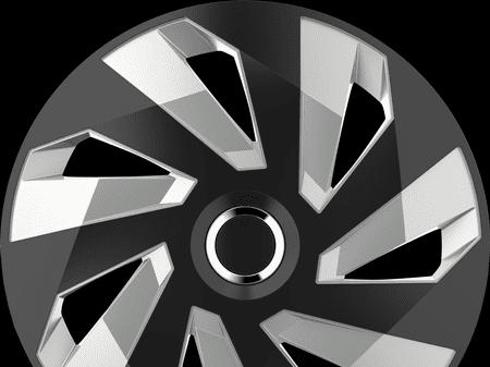 Versaco Dísztárcsa VECTOR RC black/silver 15
