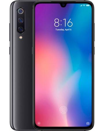Xiaomi Mi 9, 6 GB/64 GB, Global Version, Piano Black