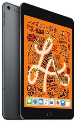iPad Mini 2019, A12 Bionic, Neural Engine, strojové učení, vysoký výkon, rozšířená realita.