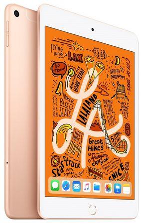 Apple iPadMini Wi-Fi 64 GB Gold (MUQY2FD/A)