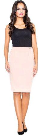 Figl dámská sukně S svetlo ružová