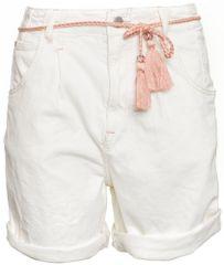 Pepe Jeans ženske kratke hlače Daisie Short Ecru