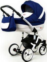 Sun Baby wózek 3w1 Raf-pol Lilly