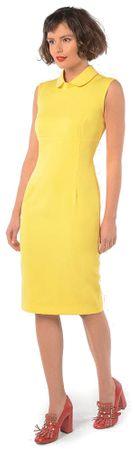 Rita Koss női ruha XL sárga