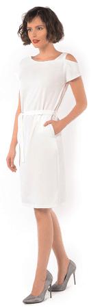 Rita Koss sukienka damska M biały