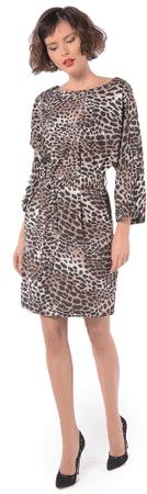 Rita Koss ženska obleka, L, večbarvna