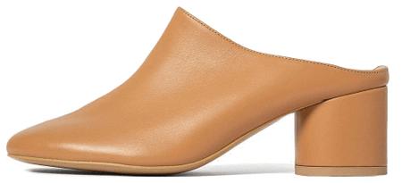 L37 pantofle damskie Setting Form 36 brązowy