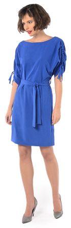 Rita Koss ženska obleka, modra, S