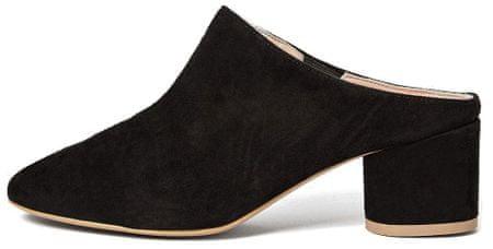 L37 dámske papuče Simple Form 38 čierna
