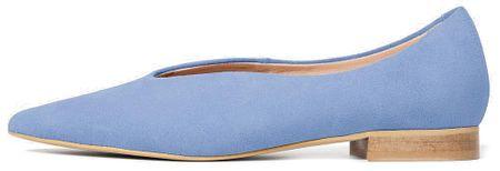 L37 baleriny damskie Bluebell 41 niebieski