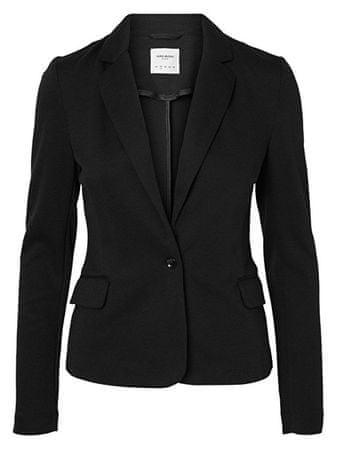 Vero Moda Damski blazer Vmjulia LS Blaze r DNM Noos Black (rozmiar 34)