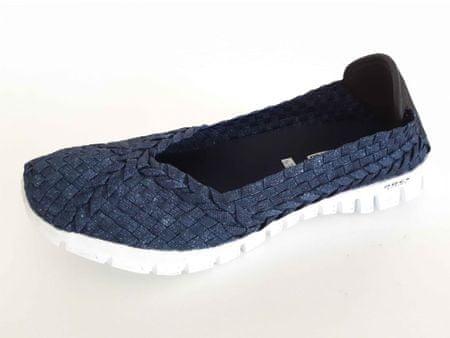 Rock Spring ženski čevlji Carioca Met Navy, modri, 36