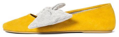 L37 Princesses Rule női balerina cipő 36 sárga